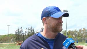 RAW: Blue Bombers Mike O'Shea Media Briefing – June 11