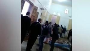 Egypt: Militants kill at least 200 in attack on Sinai mosque