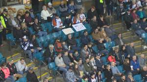 Where are the hockey fans in Kamloops? (02:43)