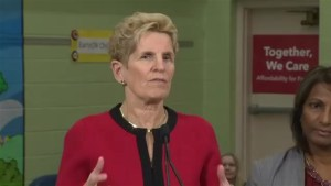 Kathleen Wynne on Doug Ford PC leadership win: It doesn't matter who I'm running against