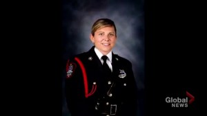 Nashville country star dedicates song to fallen Fredericton officer