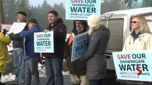 Shawnigan Lake residents claim industry is threatening their health