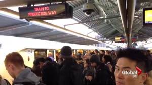 Skytrain changes cause confusion and delays