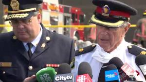 Police say there are concerns about if 2nd fire at Toronto high school is suspicious