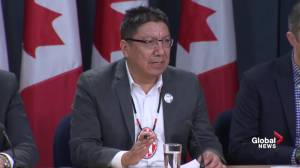 First Nation chief remembers 2 girls who committed suicide