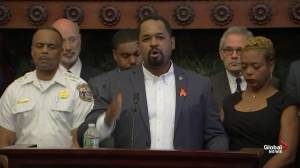 'We have work to do!': Philadelphia politician expresses frustration with inaction on gun violence (02:34)