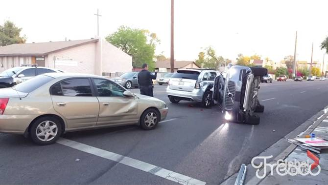 Domino S Pizza Car Accident