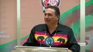 Perry Bellegarde wins re-election as AFN national chief