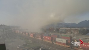 Port of Metro Vancouver fire: How much hazardous material moves through port?