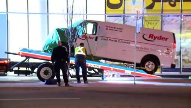 Alek Minassian suspected driver in Toronto van attack that
