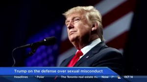 Is Trump bluffing about taking legal action?