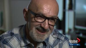 Edmonton runner looks for Good Samaritan who saved his life