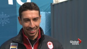 'It's a dream come true': Chris Kelly on 2018 Winter Olympics