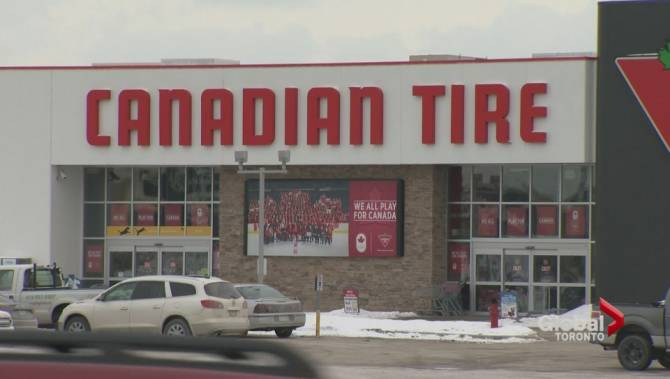 Canadian Tire Mastercard >> Canadian Tire Admits 5 Days After Breach Customer Info May