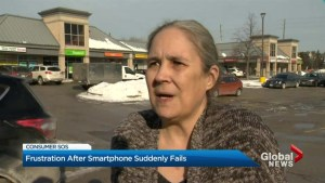 Ontario woman's phone cut off after it was blacklisted