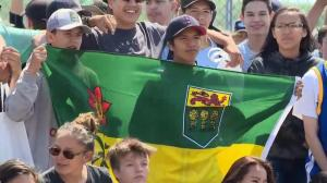 Team Saskatchewan ready to compete at North American Indigenous Games