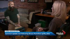 Victim who survived Bruce McArthur attack says guilty plea brings little comfort