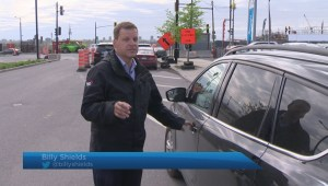 Traffic in NDG has commuters seeing red