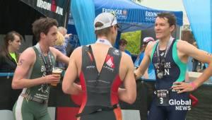 200 athletes compete in the Subaru 5i50 Saskatoon Triathlon