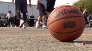 Saskatoon shoots hoops to fight cystic fibrosis