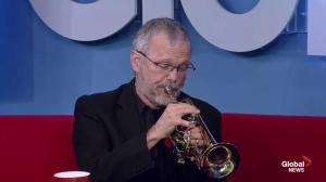 Winnipeg Jazz Orchestra previews Remembrance Day performance