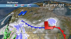 Saskatoon weather outlook: extreme cold eases