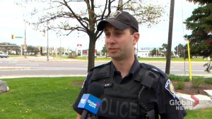 Halton Regional Police officer recounts repeated distracted driving incident, penalties