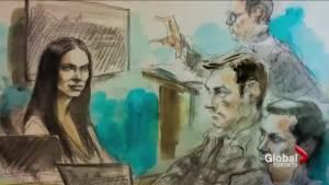 Ex-girlfriend of Dellen Millard continues testimony at Tim Bosma murder trial