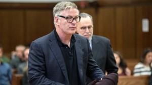 Alec Baldwin pleads guilty to harassing motorist