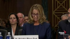 Christine Ford: Brett's assault on me drastically altered my life