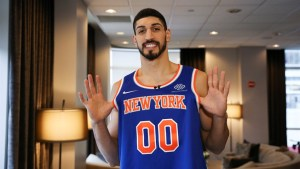 NBA's Kanter urges Trump to act on Turkey's human rights record