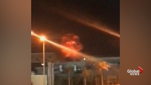 Chemical factory explosion near Cairo airport injures 12