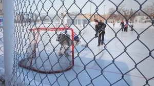 Sponge hockey tournament returns to support the Heart and Stroke Foundation