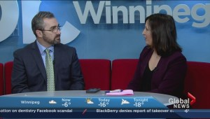 Manitoba Chambers CEO talks about impact of Target closing