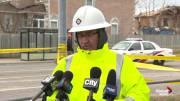 Play video: Fire Marshal provides update into investigation of Scarborough house explosion