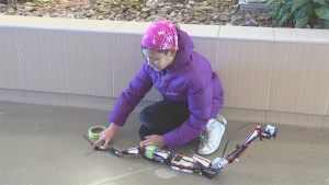 Southern Alberta kids learn robotics and engineering