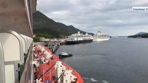 Float plane collision in Alaska leaves 5 dead, 10 in hospital