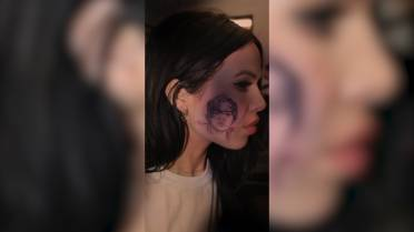 Kelsy Karter Reveals Her Harry Styles Face Tattoo Is Fake National