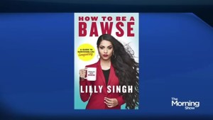 YouTuber Lilly Singh's best advice from The Rock