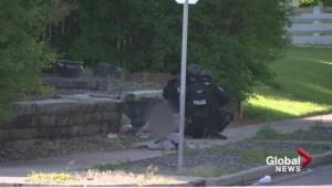 Lethbridge police standoff lasts over five hours at southside residence
