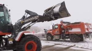 Kingston residents  comment on snow removal