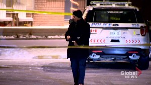 Police on scene outside of Toronto area home after man dies following shooting