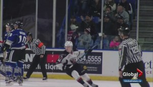 Vancouver Giants' Dan O'Connor