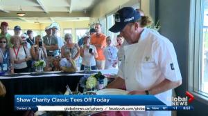 2017 Shaw Charity Classic: Miguel Angel Jimenez could cook again