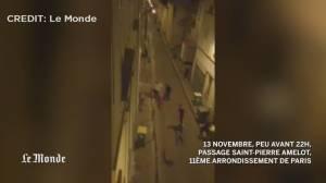 American who survived 9/11 survives Paris attacks inside Bataclan