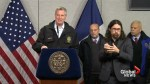 New York City declares winter weather emergency