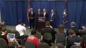 Flint water crisis: Michigan Attorney General charges 9 public workers, 2 companies