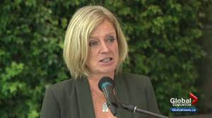 Notley calls for immediate release of panel report on Alberta finances