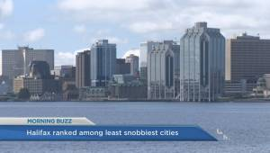 Halifax ranked among least snobbiest cities in the world