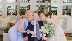 Sisterhood of the travelling wedding skirt
